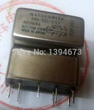 HOT NEW NR-SD-24V NR-SD 24V NR SD-24V NR-24V 24VDC DC24V MATSUSH DIP8 hot new 55 32 9 024 0040 24vdc 55 32 9 024 0040 24vdc 10a 250v finder dip8