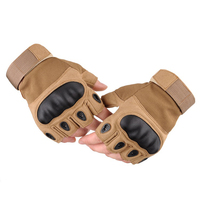 1ba048e6670 Outdoor Touch Screen Tactical Gloves Shooting Combat Anti-Skid Military  Mittens Breathable Hard Knuckle Half Finger Men  39 s Gloves