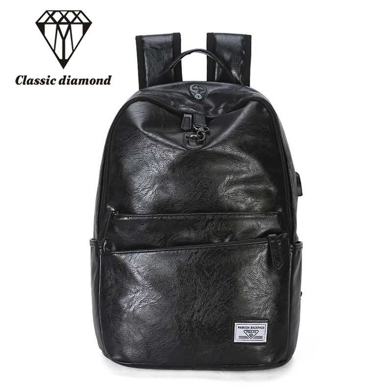 Diamond brand high capacity casual daypacks 15.6 inch laptop backpack men waterproof backpacks for teenager women mochila male