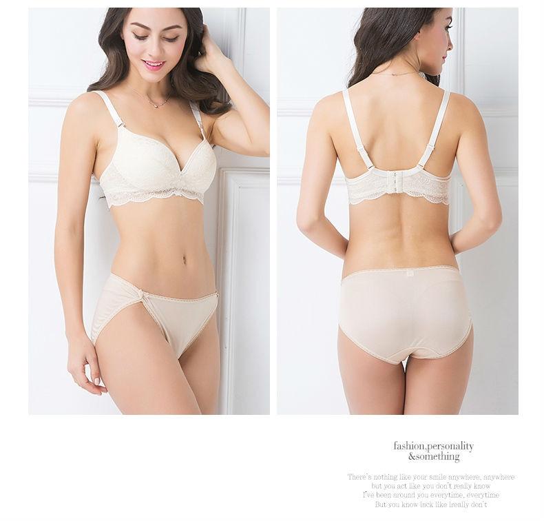 Women Lace Bras Wireless Bralette Seamless Bra Push up 100% Natural silk underwear deporte sujetador reggiseno Free shipping 13
