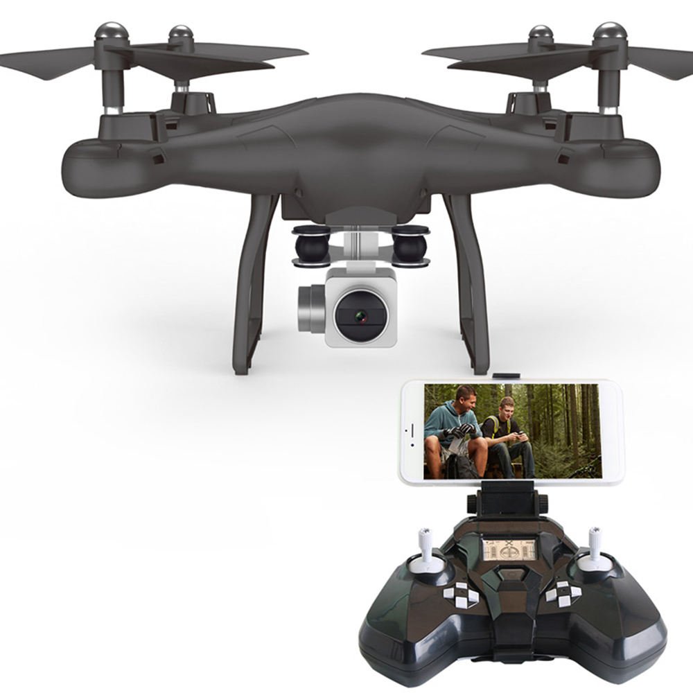 2018 SMRC S10 720P 2MP 2.4G Drones With Camera HD FPV WIFI Quadrocopter UAV Remote Control Helicopter Toy Aircraft Photography