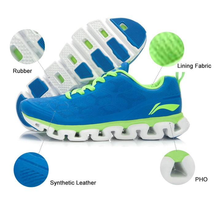 Li-Ning Men Running Shoes Light Mesh Breathable Cushioning Li-ning Arch Techonology Sneakers Sport Shoes ARHJ049 XYP039 10