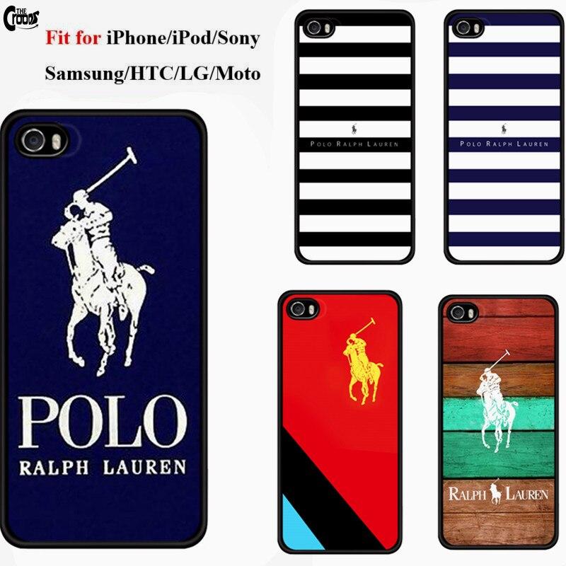 Polo Brand printed phone accessories mobile phone cover case for iphone SE 5 6S LG G2 G3 G4 G5 K7 K10 Huawei p6 p7 p8 p8 lite p9