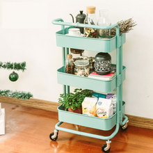 2017 Picnic Basket Hot Sale Panier De Rangement Cestas Basket Portable Rack Kitchen Storage Metal Eco