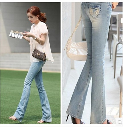 Aliexpress.com : Buy Wholesale sell! Girl was thin cotton flare ...