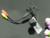 O Envio gratuito de Câmera de Visão Traseira Do Carro Invertendo Câmera À Prova D' Água IP68k + Grande Angular 170 Graus + CCD Para Skoda Octavia