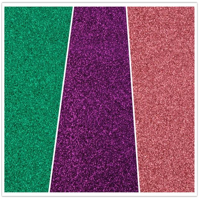 metro de china glitter tela para papel para decorar y glitter tela para la boda