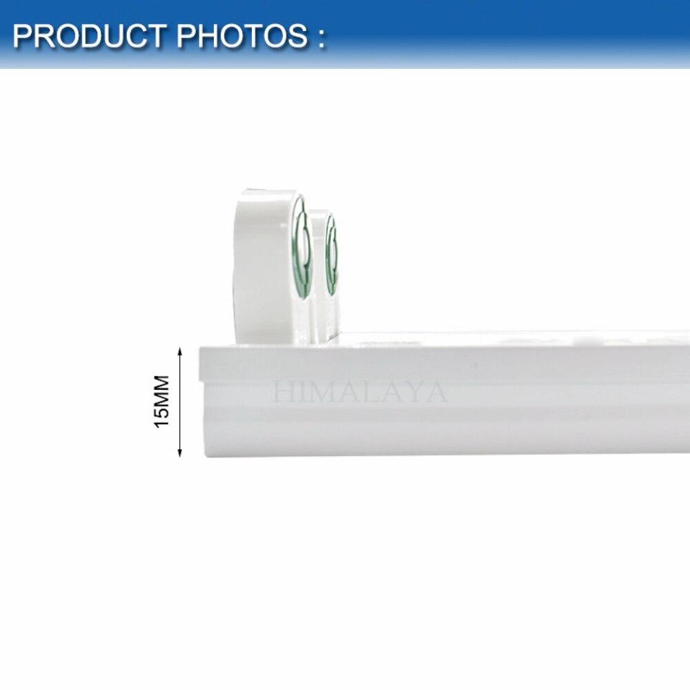 Toika FedEX 80pcs / šarže t8 led svítidlo 4ft 1200mm /, trubice T8 / držák / držák / stent, AC85-265V