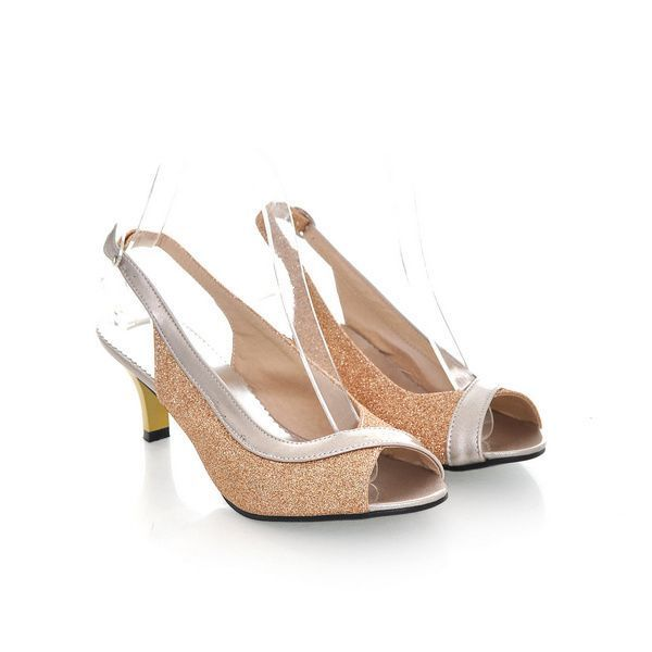 2017 Sandalias Mujer Grande Taille 34-46 Dames Chaussures Femme Zapatos Mujer Chaussure Femme Pompes Sapato Feminino Tacon Valentine 88