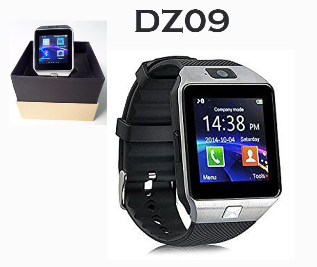 Smart Watch DZ09 With Camera Anti lost Bluetooth WristWatch SIM Card MP3 Player font b Smartwatch