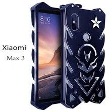 Xiaomi mi Max 3 чехол Zimon THOR противоударный сверхмощный бронированный металлический задний Чехол Alu mi nium чехол для телефона s для Xiaomi mi Max 3 Max3