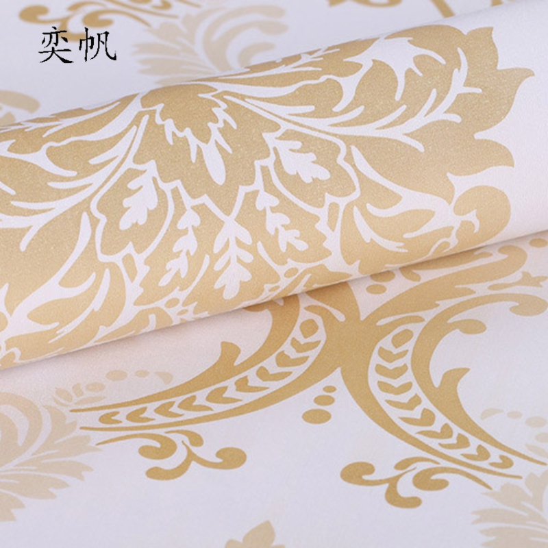 european embossed vinyl wallpaper modern for walls 3d waterproof wall paper rolls for bathroom living room