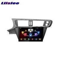 For Citroen C3 XR 2014~2017 LiisLee Car Multimedia TV DVD GPS Audio Hi Fi Radio Stereo Original Style Navigation NAVI