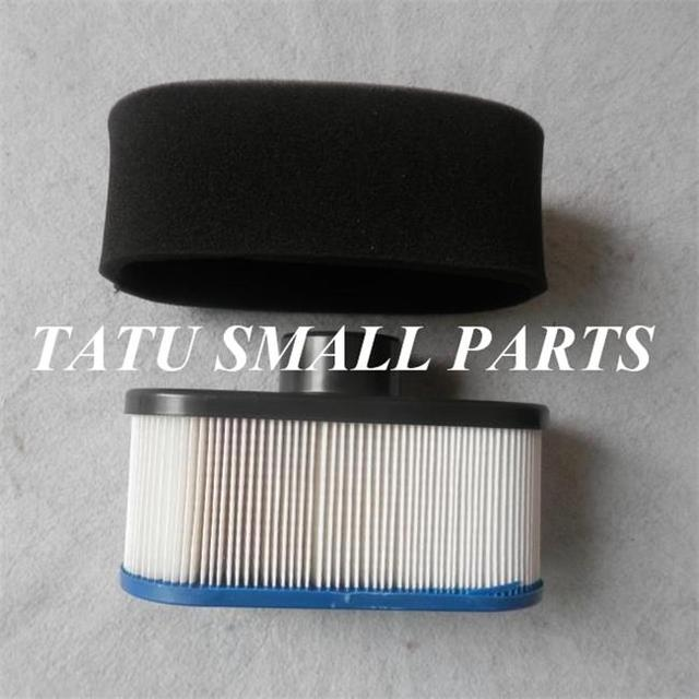 US $11 19 41% OFF|AIR FILTER COMBO FOR KAAZ KAWASAKI FR651 FR691V FR730  FS481V FS541 FS600 FS651V FS691V FS730V FX600V CLEANER W/ FOAM PREFILTER  -in