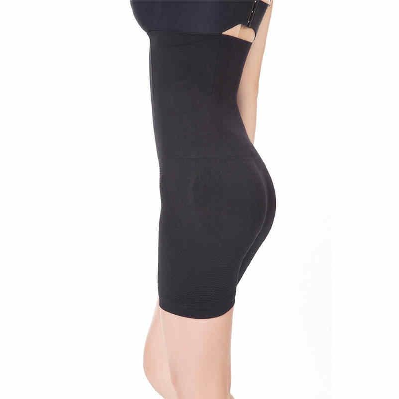 Underwear Women Shapers Pants Waist trainer Ladies Shapewear Tummy Comfortable High-Waist Panty Mid-Thigh Body Shaper 661SSK10