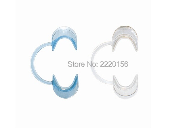 DHL 2000pcs Autoclavable Dental Teeth Whitening Lip & Cheek Retractor Dentist Mouth Opener Repeat Use C Type