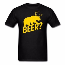 Beer Bear? men's t-shirt