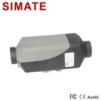 24V 2500W Auto Heater Diesel Air Parking Heater Diesel Fuel Heater Mini Air Conditioner for Car Bus Truck Ship