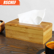 RSCHEF 1PCS Napkin Boxes  Napkin Holder paper box hold  box napkin   paper car tissue