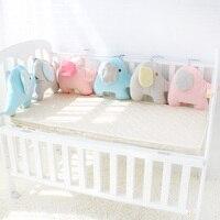 아기 침대 범퍼 신생아 코끼리 침대 유아 침대