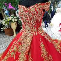 AIJINGYU Wedding Dresses Pearl Beads 2019 Outfits Customs Western Canada Custom Made Gowns Wedding Dress Mexico