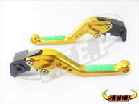 CNC Adjustable Motorcycle Brake and Clutch Levers with Anti Slip For Ducati PAUL SMART LE 2006