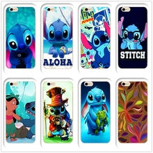 Stitch Cartoon Emoji Funny Cute avantgarde phone case hard transparen cover for iPhone 11 Pro Max 6 7 8plus 5S 4 X XS XR XSMax