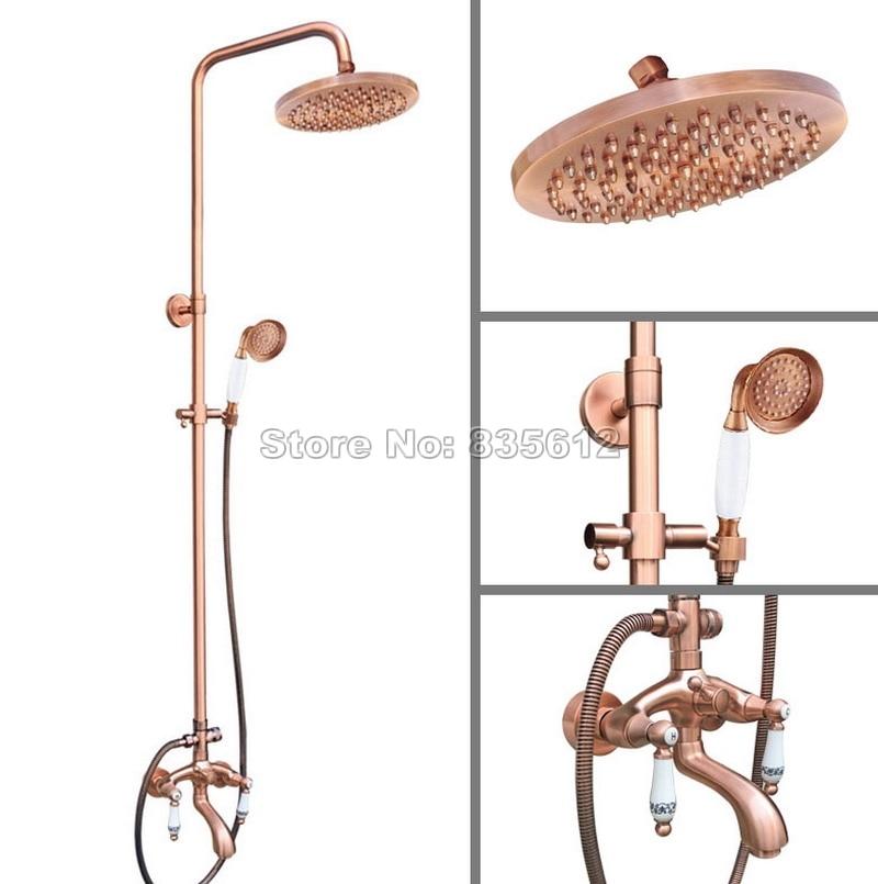 Espace de t/ête de douche douche aluminium douche ascenseur or rose t/ête robinet de douche