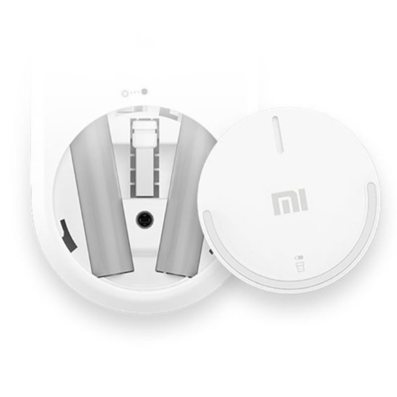 Image 4 - 100% Original Xiaomi Mouse Portable Optical Wireless Bluetooth  Mouse 4.0 RF 2.4GHz Dual Mode Connect for Laptop pc-in Mice from  Computer