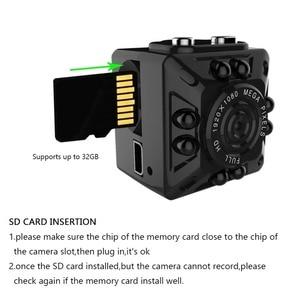 Image 4 - SQ10 100% الأصلي مصغرة كاميرا مصغرة ليلة كاملة HD 1080 P كاميرا مسجل HD محس حركة مايكرو كاميرا بـ USB الأشعة تحت الحمراء الرؤية كاميرا