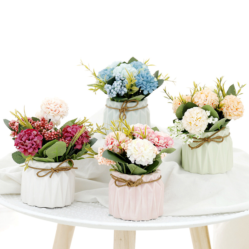 цветы в горшках для украшения свадьбы фото выводится