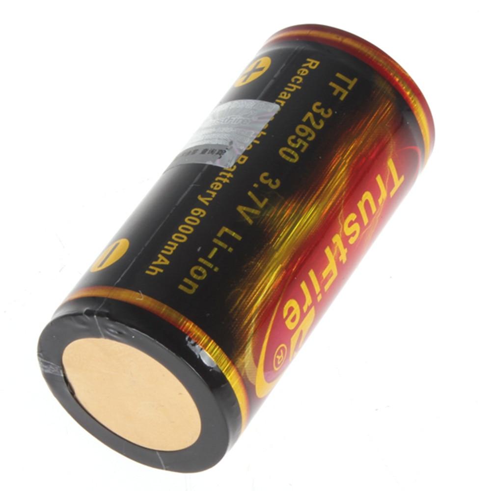 Baterias Recarregáveis 2 pcs trustfire 6000 mah Definir o Tipo DE : Apenas Baterias
