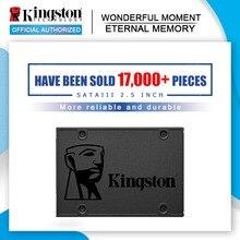 Kingston A400 SSD 120 ГБ 240 ГБ 480 ГБ 2,5 дюйма SATA III HDD жесткий диск HD SSD ноутбук PC 120 240 480G Внутренний твердотельный накопитель
