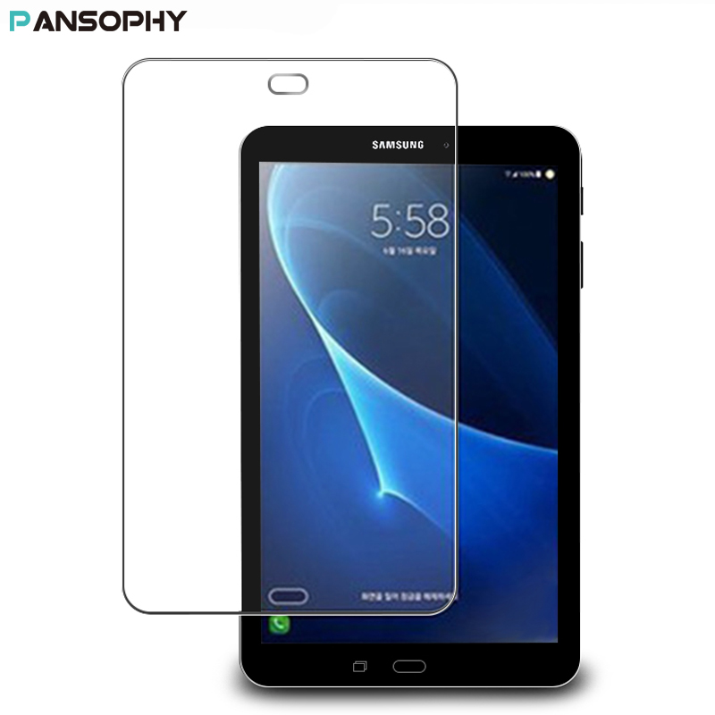 De vidrio templado para Samsung Galaxy Tab A A6 10,1 DE 2016 Protector de pantalla para Galaxy Tab 10,1 SM-T580 SM-T585 SM-587 SM-t585