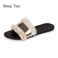 Women Sandals Slippers Flips Flops 2018 Summer Style Shoes Woman Wedges Sandals Fashion Platform Female Slides Ladies Shoes