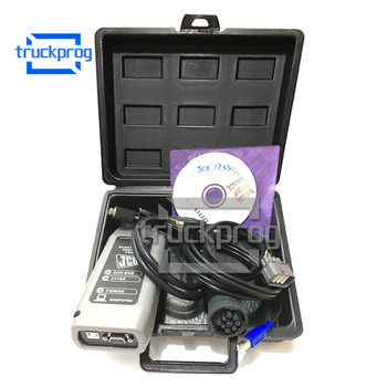 Heavy Duty truck Diagnostic for JCB Electronic Service Tool for JCB Agricultural CONSTRUCTION Diagnostic KIT JCB Service Master jcb