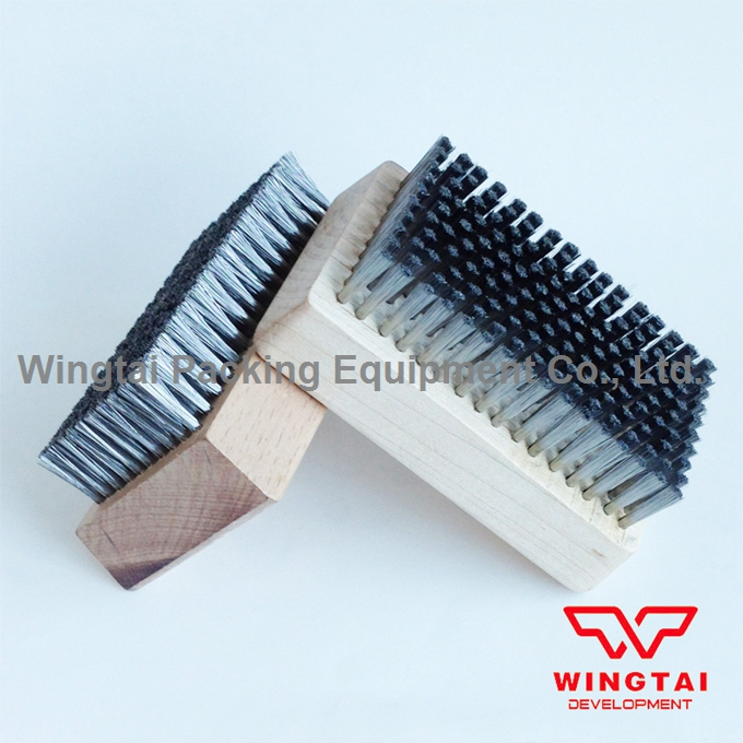 0.127mm standard stainless steel wire brush For Metal Anilox Roller 60 300 lpi stainless steel handle ink proofer chrome anilox rubber roller manual ink proofer