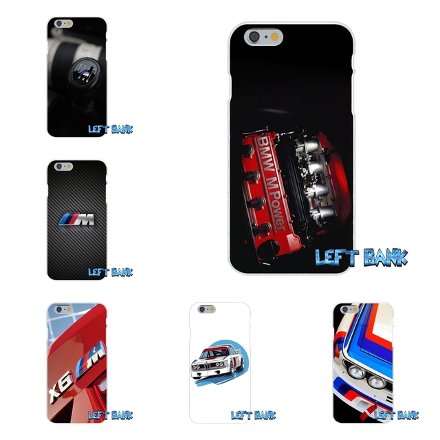 new style 21df6 9e9ef US $0.99 |BMW M4 M3 M5 X6 X5 Slim Silicone Case For iPhone X 4 4S 5 5S 5C  SE 6 6S 7 8 Plus-in Half-wrapped Case from Cellphones & Telecommunications  ...
