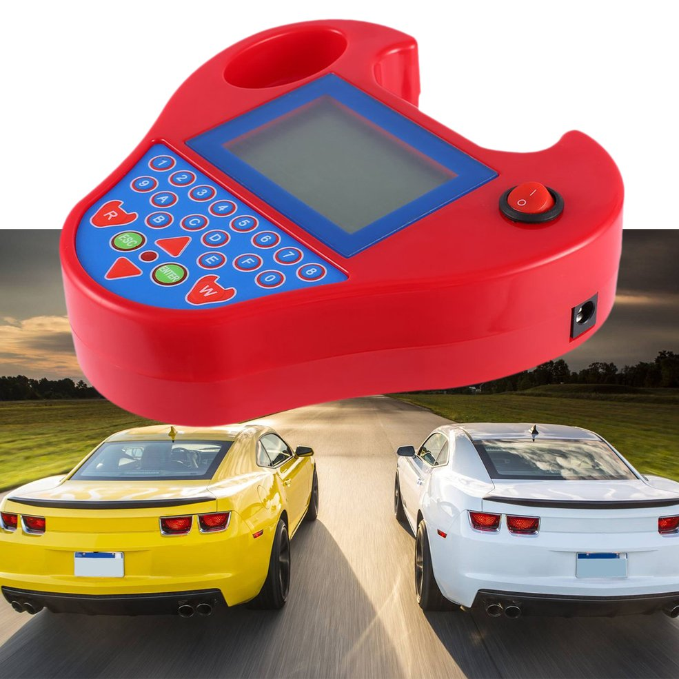 Smart Mini Zed Bull Key Programmer Zed-Bull Auto Key Programmer With Type No Tokens Needed Limitation Multi-languages