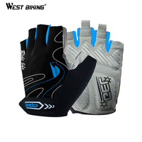 Cycling Gloves Guantes Ciclismo Non Slip Breathable Mens Women S Summer Sports Bike Gel Pad Bicycle