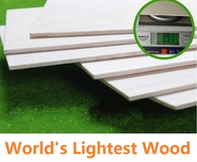 333*100*2-10mm Top Balsa Wood High Quality Light Wood DIY Sand Table Model Material Home Decoration Micro Landscape Accessaries