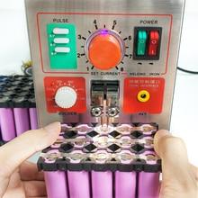 SUNKKO 709A 1.9kw soudeuse par points batterie d'impulsion soudeurs par points fer à souder et Machine de soudage par points 18650 production de batteries