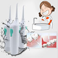 New Portable Durable Oral Water Pressure Jet Irrigator Tooth pick Travel irrigador dental