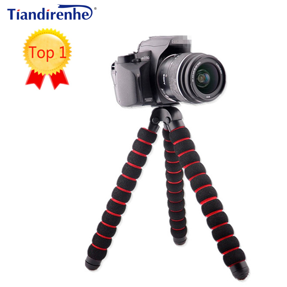 L M Größe Kamera Stative Stehen Gorillapod Typ Einbeinstativ Flexible Stativ Mini Reise Outdoor für Gopro DLSR Digitalkameras