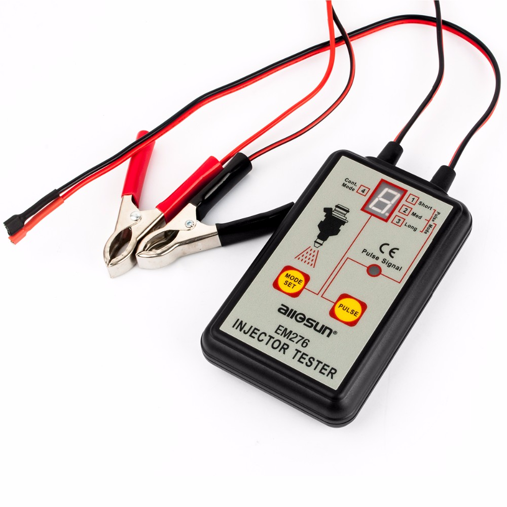 Other Diagnostic Tools Car Fuel Injector Tester Pressure Auto Electrical Wiring