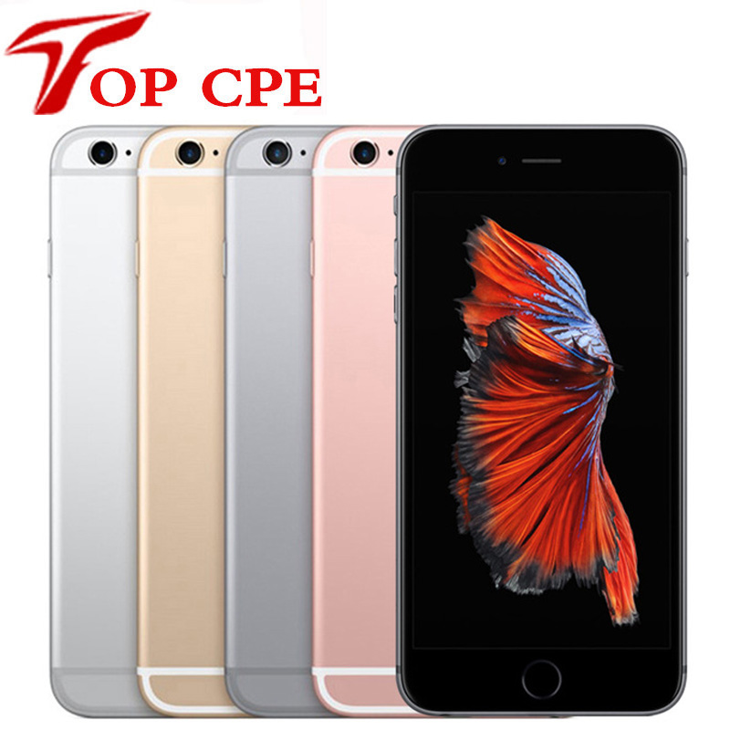 "Original Apple iPhone 6S 6SP Smartphone 4.7""/5.5"" 2GB RAM 12.0MP Dual Core A9 4G LTE WIFI GPS 6S Plus Unlocked Mobile Cell Phone|Cellphones| - AliExpress"