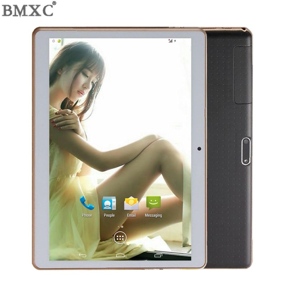 BMXC New 9.7 inch Original Brand 3G/4G Tablet PC Tab IPS Screen MTK Octa Core 32G ROM Tablets Wifi GPS Bluetooth Android 5.1 brand new original 5 6 inch ltd056et1sd handheld pc screen