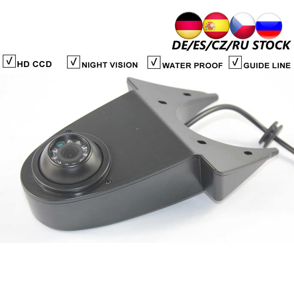 Klasse CCD Farb Rückfahrkamera Linien LED Mercedes-Benz Vito Viano Sprinter A-B