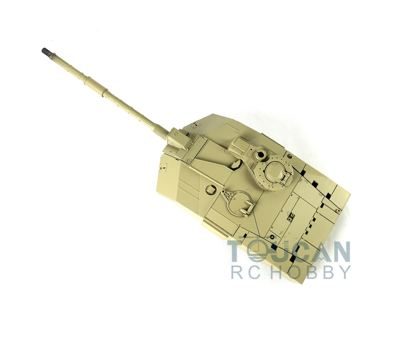 HengLong 1/16 Plastic Turret Challenger II Tank 3908 BB Shooting Unit Barrel велосипед challenger mission lux fs 26 черно красный 16