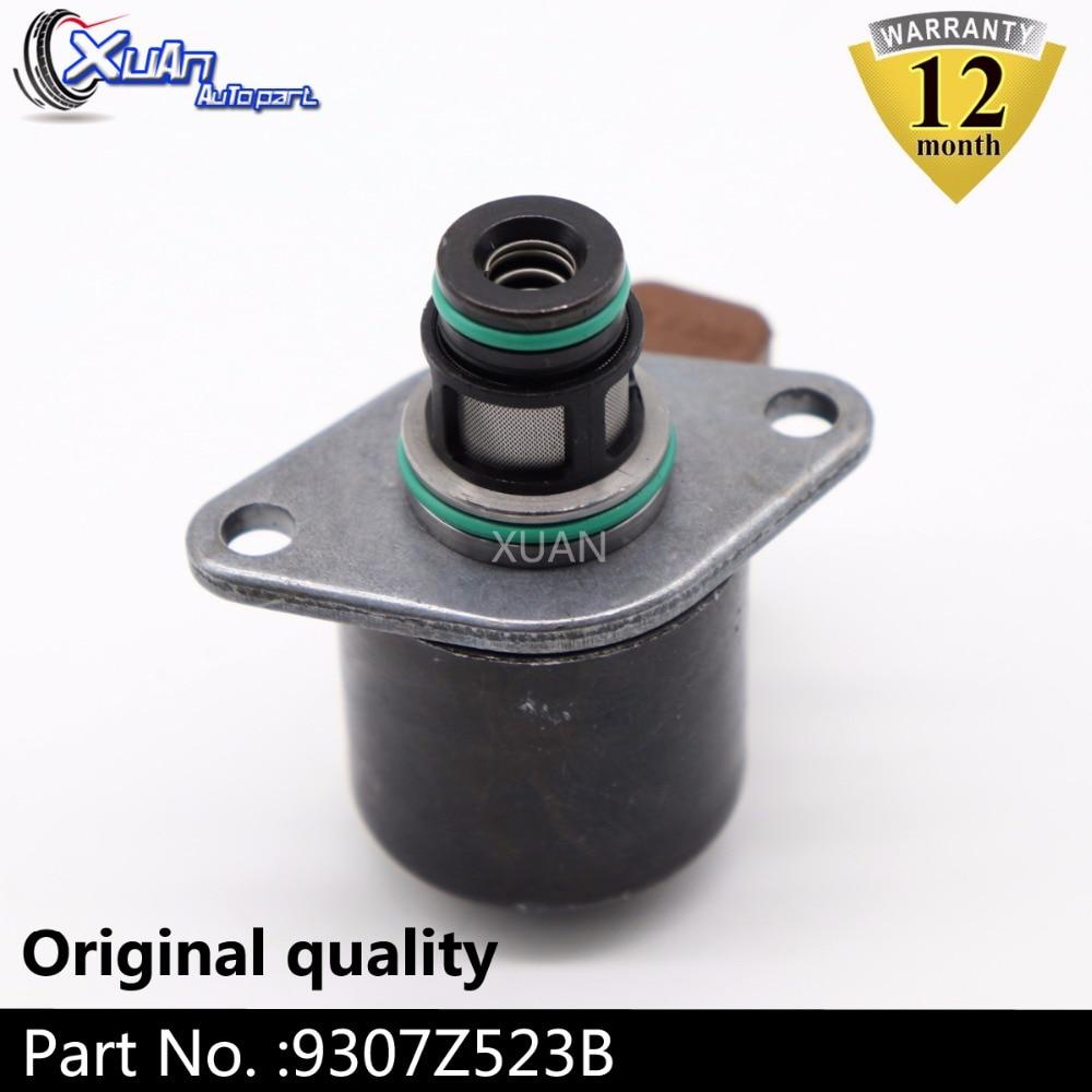 XUAN 9307Z523B Inlet Metering Valve IMV Common Rail Fuel Pump Regulator Valve For Citroen C3 Dacia Duster Logan saloon MCV Oil Pressure Regulator     - title=